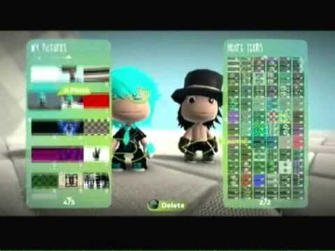 lbp2 costume-commentary -tutorial.wmv