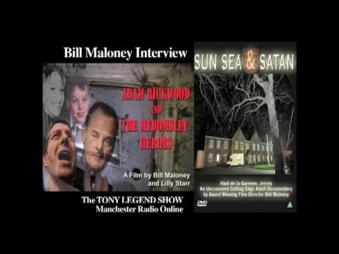 Bill Maloney Interview - Manchester Radio Online with Tony Legend