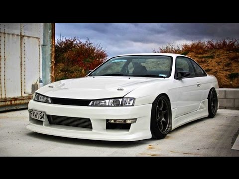 Ultimate Nissan Silvia S14 - 240SX Sound Compilation