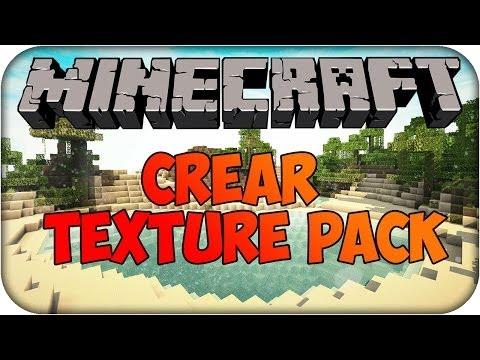 Como crear un Pack de Texturas para Minecraft - HD