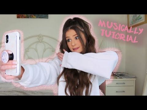 Musically Tutorial *With Transitions* | Holly H