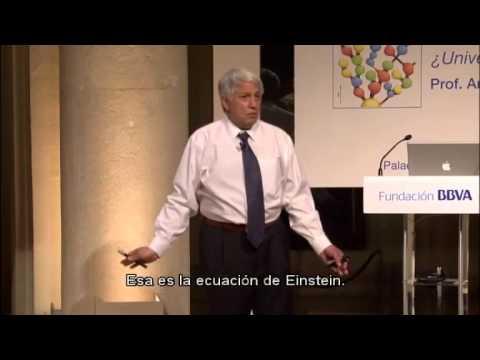 Conferencia del Prof. Andrei Linde de la Universidad de Stanford