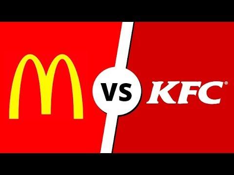 McDonald's vs KFC