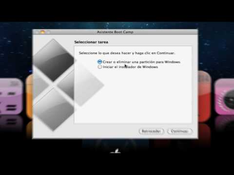 Como instalar Windows en Mac por Boot Camp