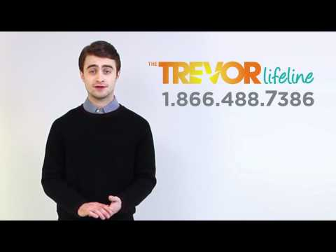 The Trevor Project PSA with Daniel Radcliffe [OFFICIAL]