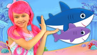 Baby Shark Song & Nursery Rhymes for Kids | Tiki Taki Song
