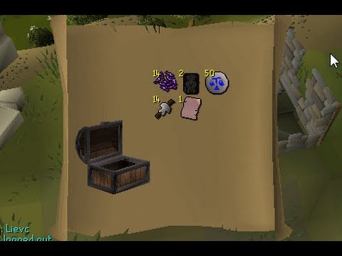 Loot from 10 hours of Hard clue scrolls