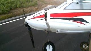 Tragic RC Plane Crash: E-flite Apprentice S 15e