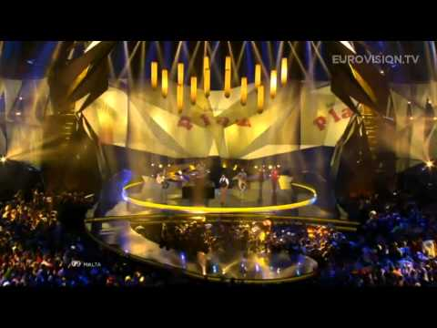 Gianluca - Tomorrow (Malta) - LIVE - 2013 Grand Final