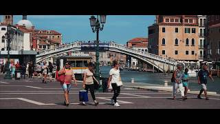 Venice & Rome 4k montage - Lumix G85 G80 Cinematic video