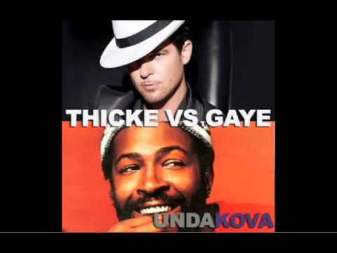 Blurred Lines – Robin Thicke Vs Marvin Gaye