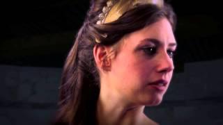 Lysistrata Feature Film - Naked Goddess of Peace Scene