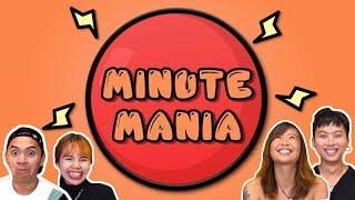 Minute Mania: Pop Culture Quiz