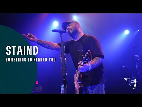 Staind - Something To Remind You (Live At Mohegan Sun) ~ 1080p HD Music Videos