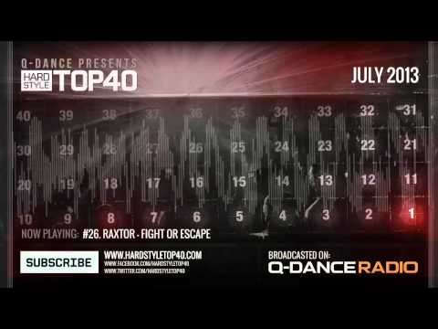 July 2013 | Q-dance presents Hardstyle Top40
