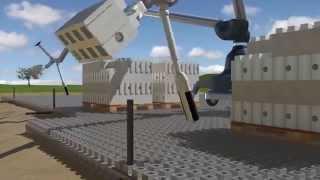 Video clip Gạch thông minh - 1 công nghệ mới trong xây dựng
