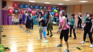 "Zumba Toning ""TURN DOWN FOR WHAT"" by Lena Prudnikova"