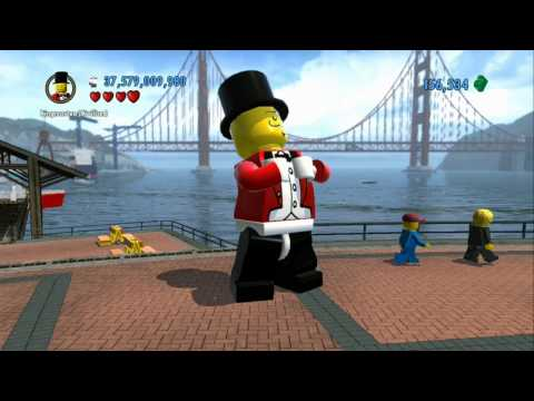 LEGO City Undercover Character Guide (LEGO Super Minifigures) - Civilians 'Special 1'