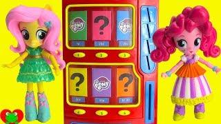 My Little Pony Vending Machine Surprises Wrong Clothes