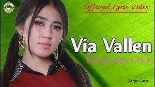 Penyesalan Cinta - Via Vallen (OM. Sera)  |  Official Lyric   #music