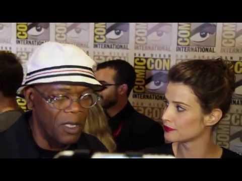 Avengers 2: Age of Ultron - Samuel L. Jackson & Cobie Smulders | Comic-Con 2014