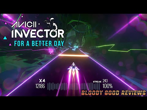 AVICII Invector - For a Better Day (S+ Rank)