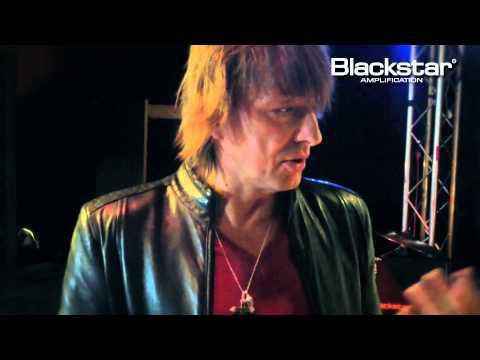 Blackstar Artist Spotlight: Richie Sambora of Bon Jovi