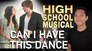 Download Song Can I Have This Dance (Troy Part Only - Instrumental) - High School Musical 3 Free StafaMp3