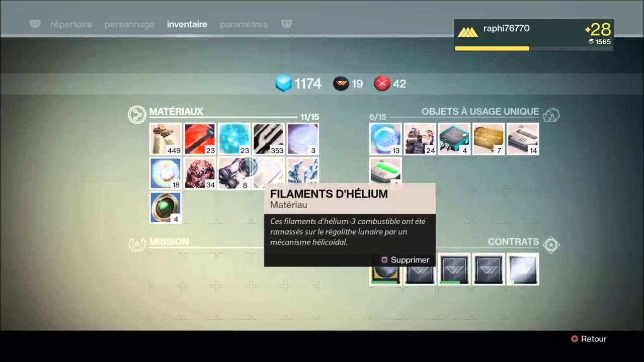 photo comment avoir des eloges destiny