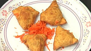 Meal Maker Samosa