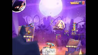 Angry Birds Level 575 3 Star Walkthrough Gameplay