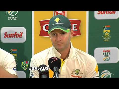 I was out of line: Clarke