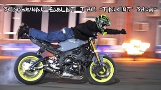 "STUNTER 13 - SEMIFINAL RUN AT THE ""TALENT SHOW"" IN GEORGIA"