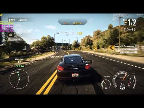 Need for Speed  Rivals Game play + FPS (I5-4570+GTX 770)