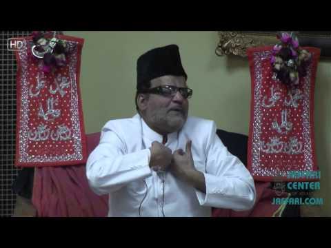 28th Ramazan 1434 Maulana Abid Bilgrami