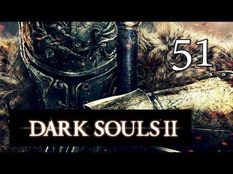 Dark Souls 2 Guia #51 Llave incrustada y el  Santuario Milfanito