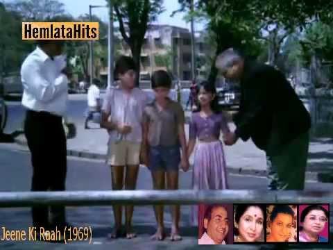 Chanda Ko Dhoondhne Sabhi - Hemlata Mohd Rafi Asha Bhosle &...