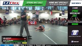 Mat 8 114 Joe Watson Team Idaho Vs Ryan Schepers Team Missouri