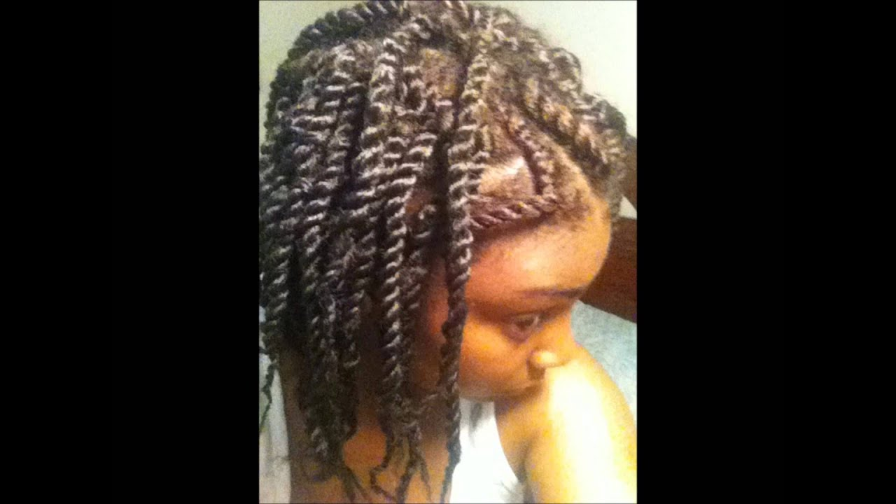 Crochet Marley Hair Twist Out : Havana Twist Out / Crochet Braids (Marley Hair) - YouTube