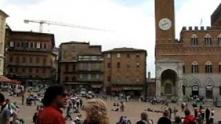 Siena - Plaza mayor
