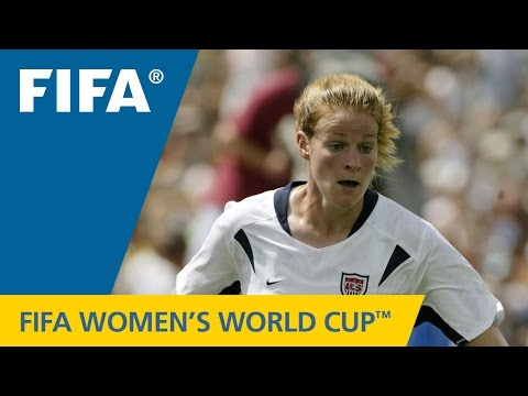 Greatest Women's World Cup Goal? PARLOW in 1999
