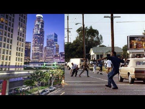 Блеск и нищета Лос Анджелеса - день первый