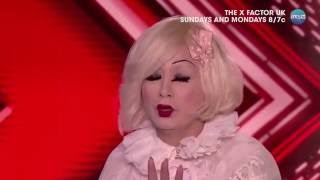 Meet Living Doll Sada Vidoo - The X Factor UK on AXS TV