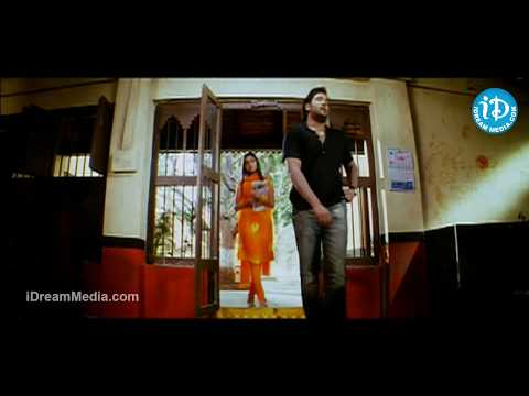 Mamta Mohandas Nice Romantic Scene - Krishnarjuna Movie