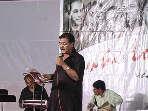 Insha Jee Utho Ab Kooch Karo, Resung By K Sukhwal video