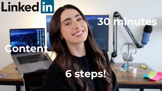 Download lagu How To Create LinkedIn Content In 30 Minutes 2021 | Step By Step