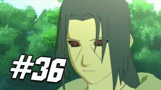 Naruto Shippuden Ultimate Ninja Storm 3 Walkthrough - Part 36 Edo Tensei Itachi & Nagato Gameplay