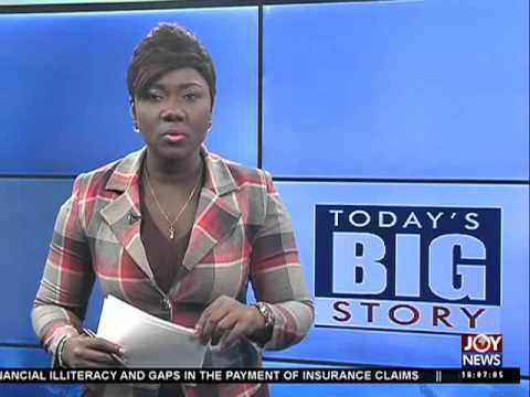 Bunkpurugu Disturbances - Today's Big Story on Joy News (30-11-15)