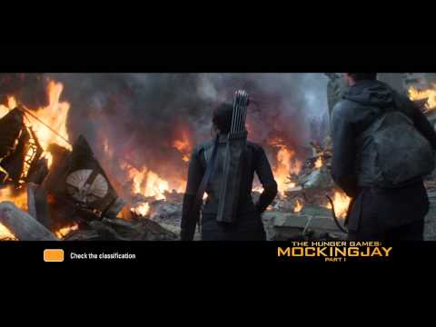 The Hunger Games: Mockingjay Part 1 (2014) Buy Your Tickets Now! [HD]