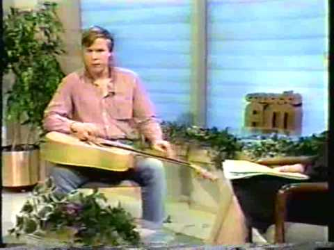 Jeff Healey - Canada AM blues